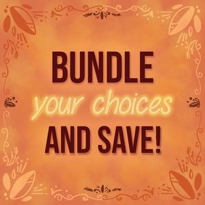 Other - Bundling will save you shipping costs!